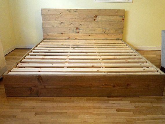 Tempat Tidur Minimalis Kayu Jati Belanda
