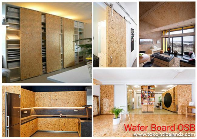 Aplikasi Wafer Board-OSB